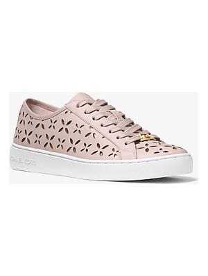 MICHAEL Michael Kors Keaton Perforated-Leather Sneaker