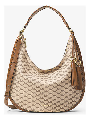 MICHAEL MICHAEL KORS Lauryn Large Logo Shoulder Bag