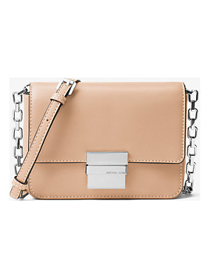 MICHAEL MICHAEL KORS Madelyn Small Leather Messenger