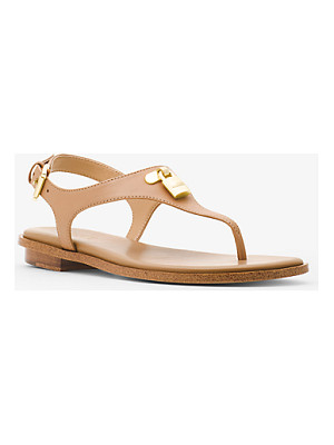 MICHAEL MICHAEL KORS Mira Leather Sandal