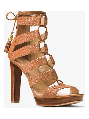 MICHAEL MICHAEL KORS Monterey Leather Sandal