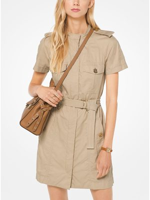 MICHAEL Michael Kors Twill Cargo Dress