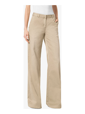 MICHAEL MICHAEL KORS Wide-Leg Chino Trousers