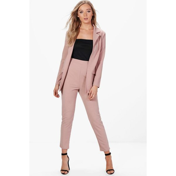 BOOHOO Bella Skinny Trouser - Trousers are a more sophisticated alternative to...