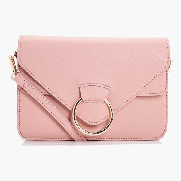 BOOHOO Ella Ring Detail Cross Body - Add attitude with accessories for those fashion-forward...