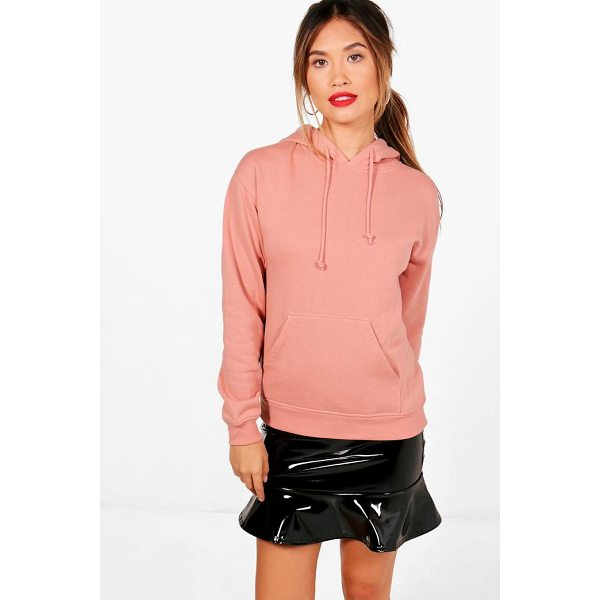 BOOHOO Emily Oversized Hoody - Steal the style top spot in a statement separate from the...