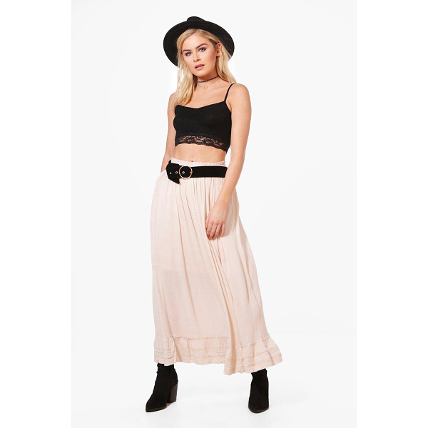 BOOHOO Georgia Maxi Skirt - Skirts are the statement separate in every wardrobe This...