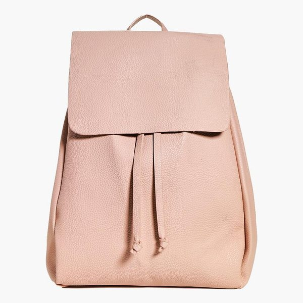 BOOHOO Millie Oversized Structured Backpack - Add attitude with accessories for those fashion-forward...
