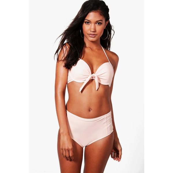 BOOHOO Monaco Mix & Match Underwired Top - Make a splash in our stylish swimwearBagging yourself the...