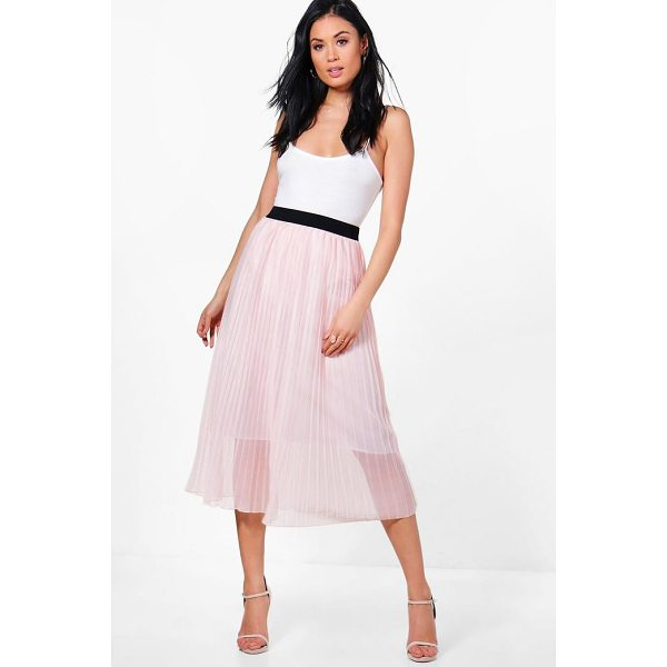 BOOHOO Sofia Boutique Tulle Full Midi Skirt - Skirts are the statement separate in every wardrobe This...