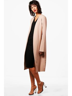 BOOHOO Abigail Wide Sleeve Duster