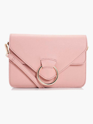Boohoo Ella Ring Detail Cross Body