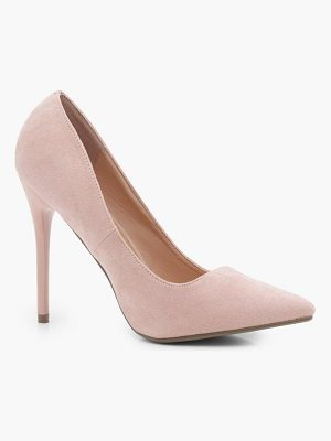 Boohoo Grace Pointed Stiletto Court