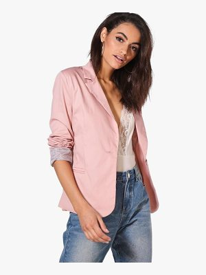 Boohoo Colour Block Blazer