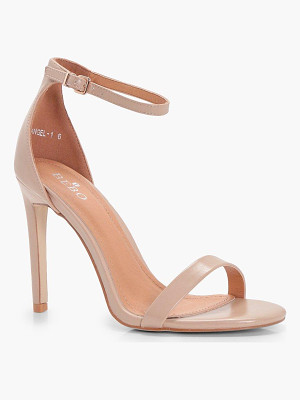 BOOHOO Libby Two Part Sandal