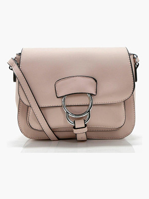 Boohoo Lilly Ring Detail Cross Body