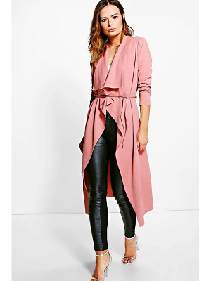 Boohoo Molly Belted Midi Duster