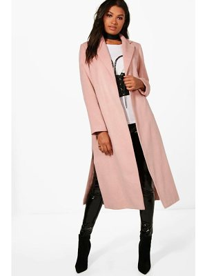 Boohoo Rebecca Tailored Coat