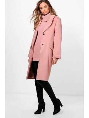 Boohoo Oversized Coat