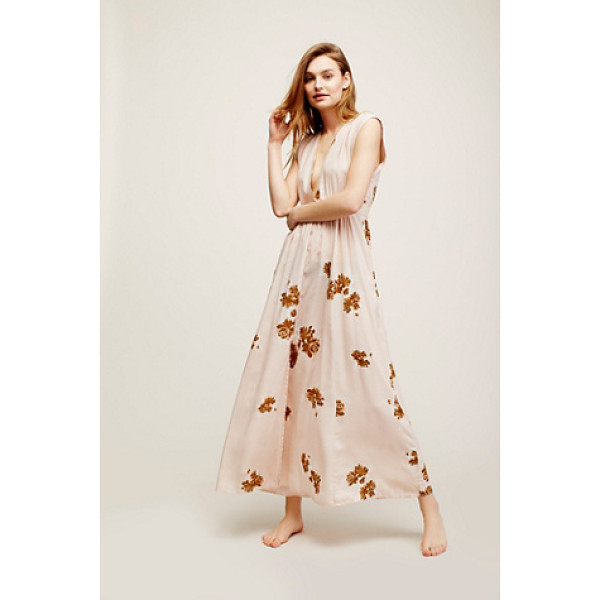 CHRISTY DAWN Rosemary dress - Vintage-inspired maxi dress featuring femme floral print....