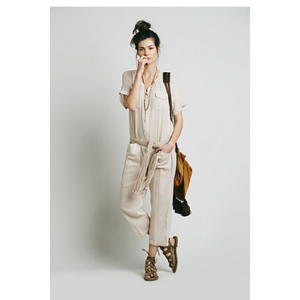 ENDLESS SUMMER Reminds me of you romper - Made from our sheer and gauzy Endless Summer fabric this...