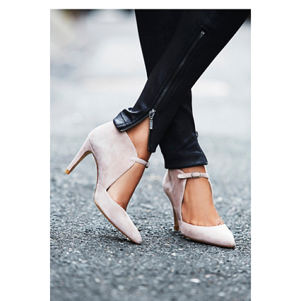 FP COLLECTION Cerow heel - Crafted from supple Spanish leather these heels are perfect...