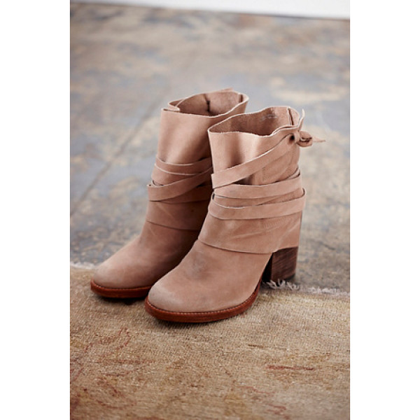 FP COLLECTION Royal rush ankle boot - Shorter version of FP Royal Rush Wrap Boot this beautifully...