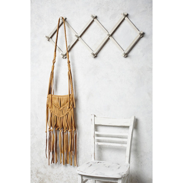 FREE PEOPLE Golden era crossbody - Leather crossbody featuring fringe detailing and a braided...