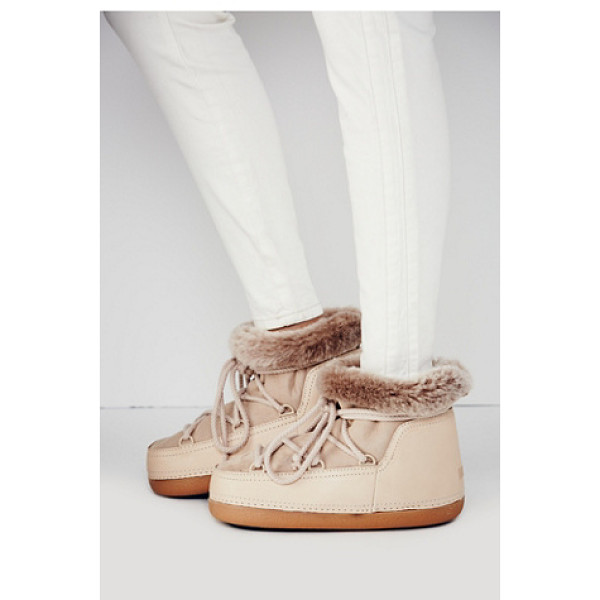IKKII weather boot - Lace up and step into the season with these handmade winter...
