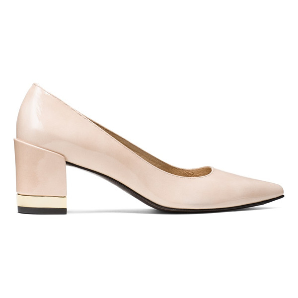 "STUART WEITZMAN Band - Inject your workweek wardrobe with ""wow� with these new..."
