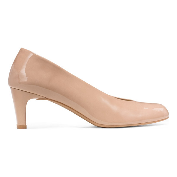STUART WEITZMAN Chicpump - Professional panache, with just the right amount of height,...
