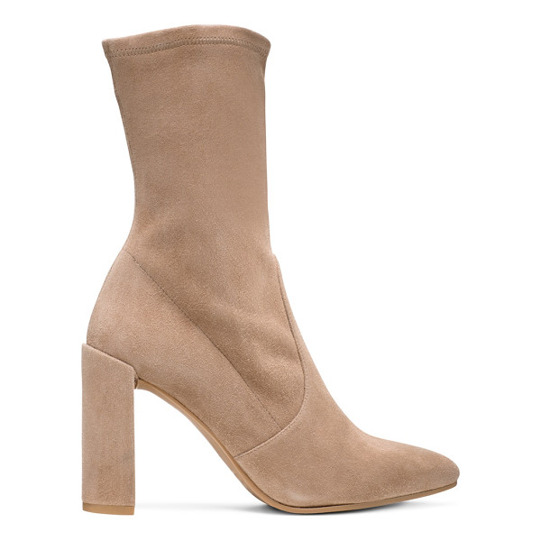 STUART WEITZMAN Clinger - This season's spin on the fashion-forward stocking boot is...