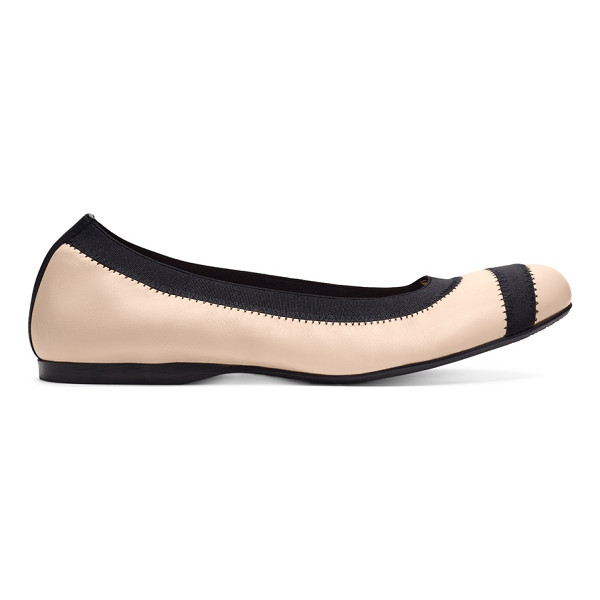 STUART WEITZMAN Giveable - Sleek and simple in supple nappa, this wear-with-everything...