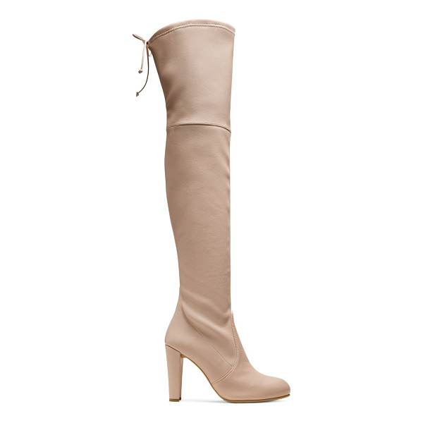 STUART WEITZMAN Highland - Unequivocally the hottest boot of the season, this sky-high...