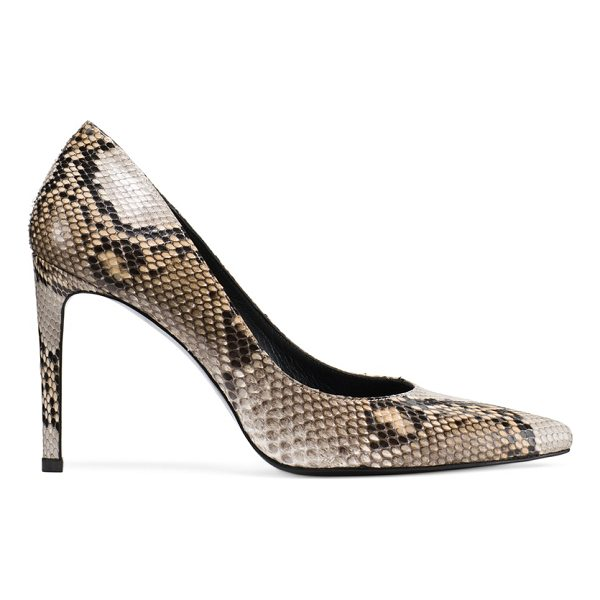 STUART WEITZMAN Legend - The LEGEND pointed-toe pumps are the new classics. Note the...