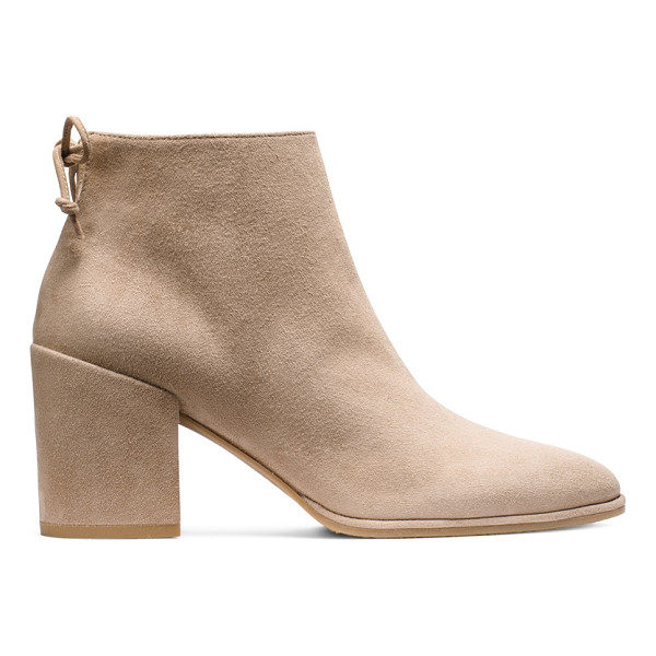 STUART WEITZMAN Lofty - Inspired by the most-wanted GRANDIOSE booties, this sleek...