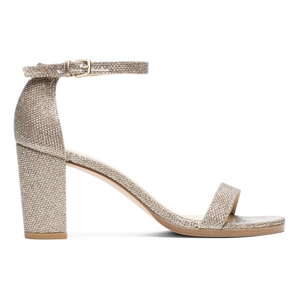 STUART WEITZMAN Nearlynude - Make the NEARLYNUDE your something new: At once ageless and