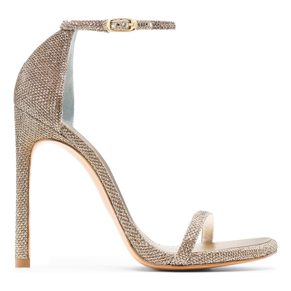 STUART WEITZMAN Nudist - Sexy. Sophisticated. Sleek. The NUDIST is The One. From its