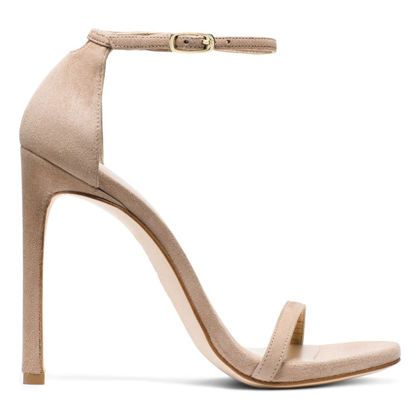 STUART WEITZMAN Nudist - Hollywood's favorite stiletto. The NUDIST sandals are...