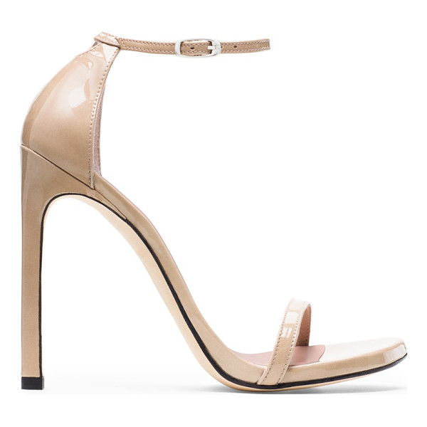STUART WEITZMAN Nudist - These now-iconic stilettos continue to rule the red carpet