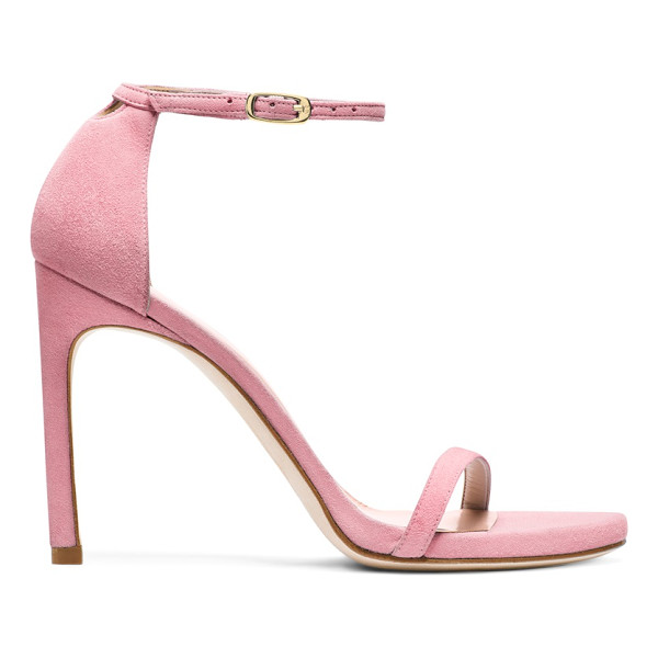STUART WEITZMAN Nudistsong - Versatility reigns with these minimalist must-own sandals....