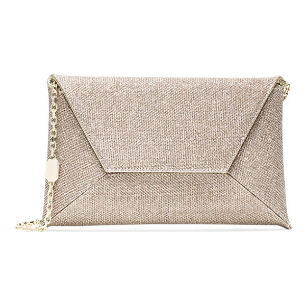STUART WEITZMAN Petite - No closet is complete without a classic envelope clutch,