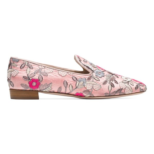 STUART WEITZMAN Pipearky - Loafers have a luxe new look by way of the PIPEARKY flats....