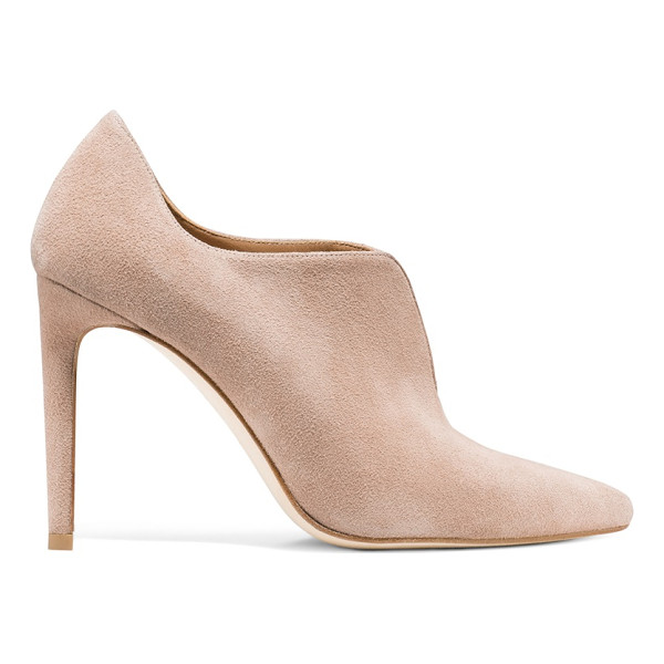 STUART WEITZMAN Rhythm - Walk to the beat of your own drum in evening booties...