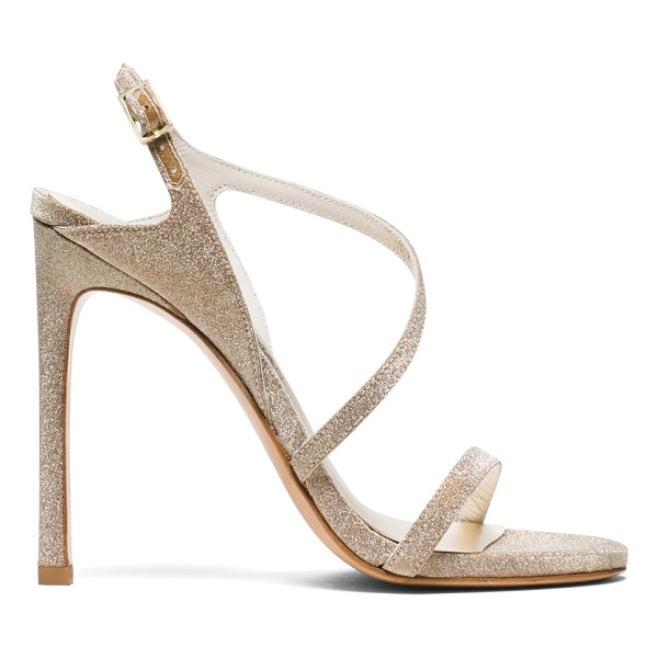 STUART WEITZMAN Sensual - Sexy single-sole stilettos soar to new heights this season,