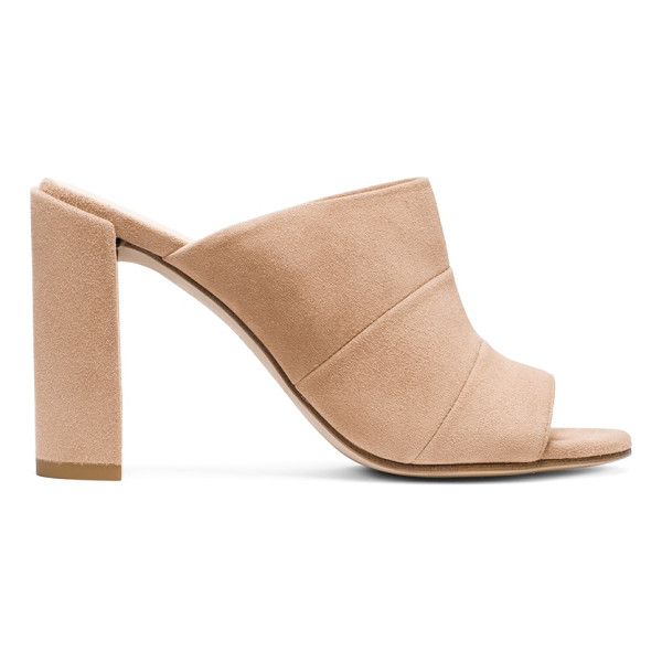 STUART WEITZMAN Sequel - These most-wanted mules (one of the season's must-wear...