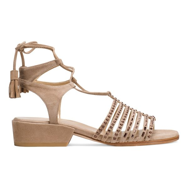 STUART WEITZMAN Skippity - Your new fashion obsession. The SKIPPITY sandals, available...