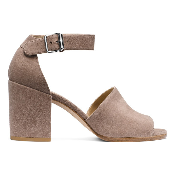 STUART WEITZMAN Sohogal - These effortlessly edgy sandals are a must-have in every...