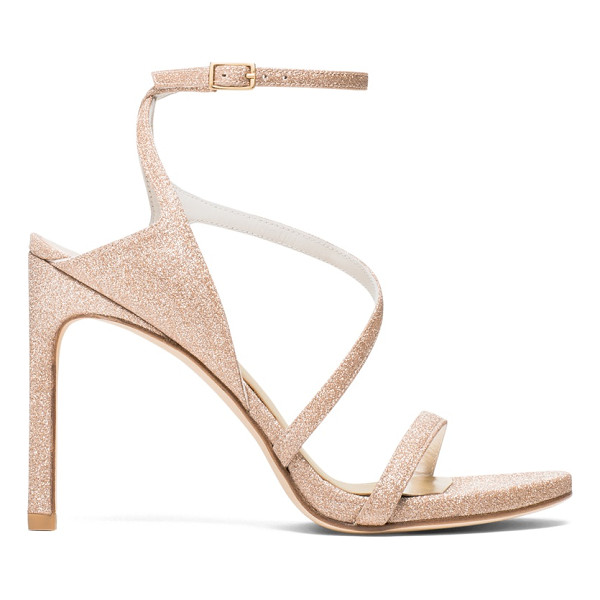 STUART WEITZMAN Sultry - Sexy single-sole stilettos soar to new heights this season,