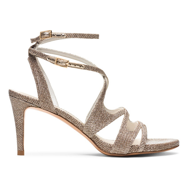 STUART WEITZMAN Sunsetstrip - Have your own Hollywood moment in these luxe...